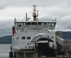MV Argyle (Clyde Rivers) Tags: ferry clyde dancer morris calmac bute rothesay wemyssbay