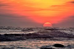 Down Below (Darren-) Tags: ocean travel light sunset sea sky usa ny newyork color art beach nature water beautiful beauty landscape outdoors island hamptons nikon perfect long pretty waves power gorgeous longislandny atlantic east atlanticocean eastend thehamptons beachseaocean d5200 oceanbeachsandnaturefunwesthampton