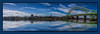 Bridge Across The Mersey (Kev Walker ¦ 8 Million Views..Thank You) Tags: bridge england sky panorama water architecture clouds river waterfront cheshire northwest panoramic 1855mm archways hdr waterways runcorn widnes rivermersey canon1855mm runcornbridge kevinwalker