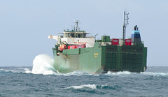 Searoad Mersey (AstroPenguin) Tags: tasmania shipping roro devonport bassstrait detnorskeveritas dnv searoad searoadholdings singmarine
