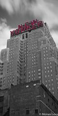 New Yorker.jpg (falandscapes) Tags: city bw newyork blancoynegro vertical blackwhite manhattan bn newyorker panoramica panoramicas levy 2x1 nuevayork 2014 gothamcity ciudadgotica exportados moiseslevy newyork2014