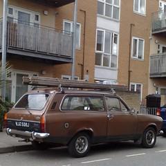¸ (uk_senator) Tags: brown ford 1971 estate escort mk1