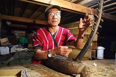 Mr. Sib (catlydy) Tags: music karen instrument tradition hilltribe