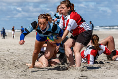 JKK_9298 (Jan's website portfolio) Tags: beach rugby ameland thor 2015