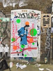 Mr. Fahrenheit, London (steckandose.gallery) Tags: uk streetart london pasteup art graffiti stencil super urbanart installation shoreditch funk hyper hackney bricklane mfh fashionstreet eastlondon redchurchstreet stencilgraffiti 2016 sclaterstreet boundarystreet hyperhyper streetartlondon spittafield mrfahrenheit mfhmrfahrenheitmrfahrenheitursopornobabysoloshow redchurchstreetlondonukeastlondonhackneyshorditch streetarturbanartart steckandose steckandosegallery
