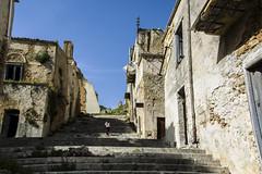 Poggioreale 8 (VincenzoGuasta) Tags: town earthquake ruins ghost fantasma rubble citt rovine terremoto poggioreale