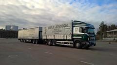 Finland Trucks (engels_frank) Tags: ferry suomi finland volvo finnland renault camion brje trucks fhre scania naantali lastwagen aland lkw finnlines land rekka jnsson gigaliner strm savikko eurocombi