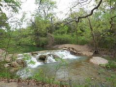 Garfield Falls (jimmywayne) Tags: oklahoma waterfall sulphur nationalrecreationarea chickasaw murraycounty plattnationalpark garfieldfalls