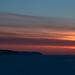 Pôr-do-sol sobre o Pacífico