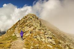 Verso la vetta (cesco.pb) Tags: italy mountains canon italia montagna altoadige sudtirol valleaurina campotures trentinoaltoadige speikboden canoneos60d tamronsp1750mmf28xrdiiivcld