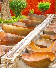 Lavabos (Imagin.air) Tags: peru eau aqueduc prou