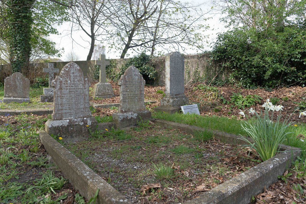 St. Columba's Church And Grounds In Swords County Dublin [Church Road]-115247
