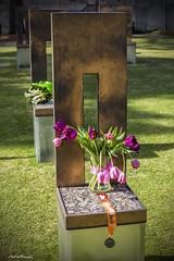 Memory of a Lost One (Kool Cats Photography over 7 Million Views) Tags: oklahoma metal inmemory chair memorial 1995 bombingmemorial 2016 ef24105mmf4lisusm canoneos6d 2016okcmemorialmarathon