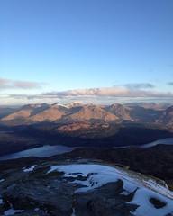 (adempster1) Tags: mountains sunrise scotland highlands hiking benlomond