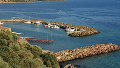 Assos Ancient Cities- Assos Harbor (Feridun F. Alkaya) Tags: turkey greek ancient ngc historical assos asos behramkale assus