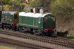 D8098 (MitchellTurnbull) Tags: green english electric photography nikon br great central railway class april 20 23rd loughborough 2016 gcr d3200 d8098