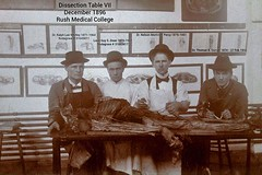 Dissection Table VII, Rush Medical College. December 1896 [1599x1065] #HistoryPorn #history #retro http://ift.tt/1TlEn5N (Histolines) Tags: history college table december retro medical rush timeline vii dissection 1896 vinatage historyporn histolines 1599x1065 httpifttt1tlen5n