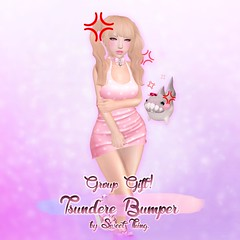 Tsundere Bumper Group Gift by Sweet Thing. (Sweet Thing.) Tags: life anime sl bumper secondlife second sweetthing tsundere