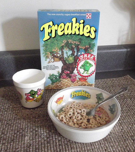A Freakies Breakfast 2016