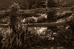Upper Mill Cottage...HFF (Gary Neave.) Tags: hff