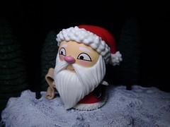 Sandy Claws (ridureyu1) Tags: toy toys actionfigure pop santaclaus bobblehead nightmarebeforechristmas funko toyphotography sandyclaws funkopop sonycybershotsonycybershotdscw690 mysterymini