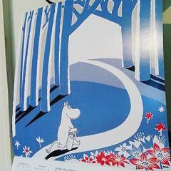 Moomin calendar January (2015) #Moomins #moomin #moomintroll #muumi #tovejansson (Nina A.J.) Tags: square calendar squareformat moomin clarendon muumi moomintroll tovejansson moomins iphoneography instagramapp uploaded:by=instagram