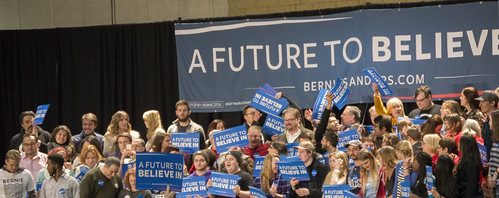 Bernie Sanders Future To Believe In