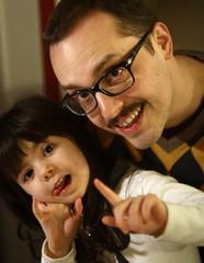 Best friend - Francesco (Richard Twice) Tags: portrait people smile canon glasses friend friendship canoniani
