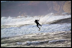 Salinas 31Ene2016 (8) (LOT_) Tags: coyote switch fly nikon waves lot asturias kiteboarding kitesurfing nitro hugo kitesurf nitro5 controller2 kitesurfmagazine kitespain switchkites switchteamrider nitro3 ©lot