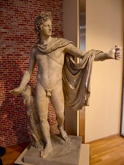 Rijksmuseum van Oudheden 2015  Apollo (Michiel2005) Tags: holland art netherlands statue leiden god kunst nederland apollo beeld rapenburg rmo museumofantiquities rijksmuseumvanoudheden