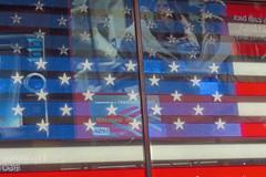 IMG_9911 (Mooney1908) Tags: new york city reflection tourism america manhattan united tourist states capitalism starts