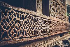 Delhi-12 (Expolre) Tags: india heritage history stone architecture vibrant delhi arches palace villages monuments towns qutub minar carvings minarets