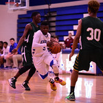 AHS Men's JV Basketball vs AIken 2-1-16