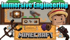 Immersive Engineering Mod 1.7.10 (TonyStand) Tags: game 3d gaming minecraft