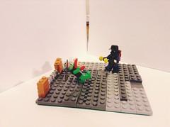 Zombie apocalypse V1 (VenkuSkirata) Tags: army zombie brickarms