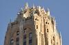 2013 NYC 04 GE Building (kadewobsi) Tags: nyc newyork building manhattan artdeco hochhaus gebuilding
