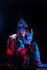 Tableau vivant (wd1985) Tags: art students teatro play arte artistic theatre liceo tableau artistico studenti vivant piet rappresentazione