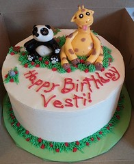 animal cake, Biirthday Cakes 4 Free Northern Utah, www.birthdaycakes4free.com