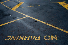 No Geometric Parking (timichango) Tags: rollei zeiss 35mm sony carl f28 a7 distagon a7ii hft