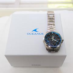 IMG_0115_LR (weiyu826) Tags: casio s3000 ocw oceanus 電波時計 光動能 電波錶