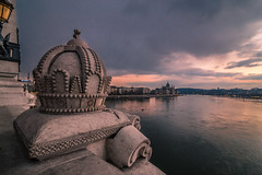Budapest (Vagelis Pikoulas) Tags: city winter canon river landscape hungary cityscape budapest january parliament tokina 6d 2016 1628mm