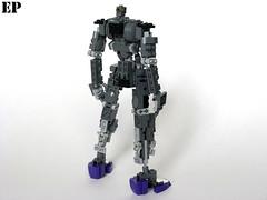 ASW-G-66 Gundam Kimaris (ExclusivelyPlastic) Tags: robot lego frame gundam mecha mech