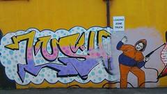 Lush... (colourourcity) Tags: streetart graffiti awesome melbourne lush melbournegraffiti nofilters melbournestreetart burncity lushsux colourourcity colourourcitymelbourne