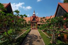 (Valerio Soncini) Tags: architecture cambodia kambodscha khmer architektur phnompenh kh nationalmuseum khmerart