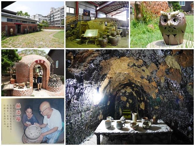 苗栗景點.竹南蛇窯.古窯生態博物館.旅遊.林添福老先生image000