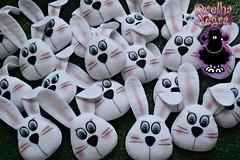 coelhinhos (ovelhanegra_toys) Tags: rabbit bunny handmade artesanato felt feltro coelho pascoa manualidades fieltro feltcraft kee feitoamo ovelhanegratoys
