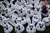 coelhinhos (ovelhanegra_toys) Tags: rabbit bunny handmade artesanato felt feltro coelho pascoa manualidades fieltro feltcraft keçe feitoamão ovelhanegratoys