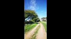Sark Church FF16 (Ningaloo.) Tags: summer kite field flying video kap sark