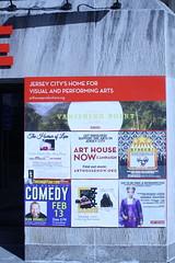 Art House, Jersey City (ktmqi) Tags: jerseycity gallery performance att arthouse journalsquare