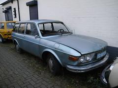 VW 412 E Variant 1974 (929V6) Tags: onk typ4 sidecode3 12af54